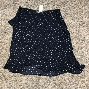 NWT Anthropologie Just Skirt